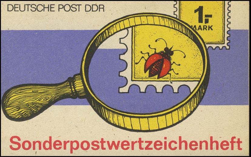 SMHD 43 a Lupe 1989 - mit VS-O Berlin ZPF 0