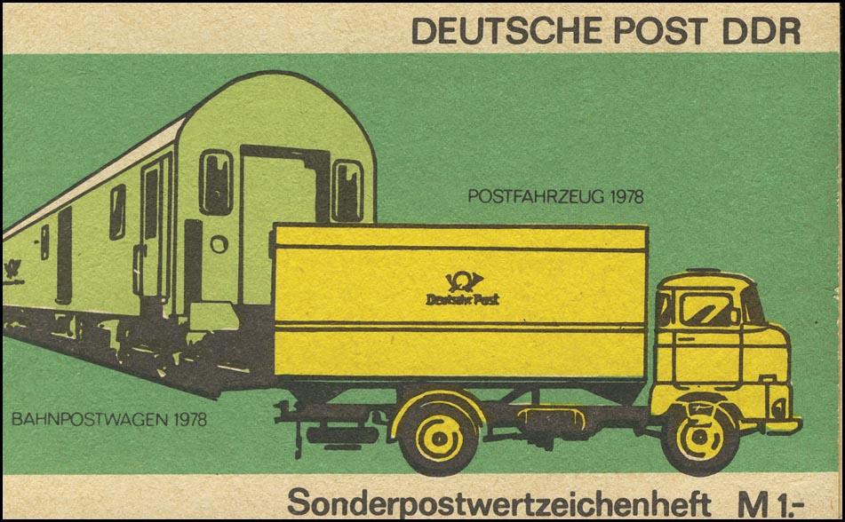 SMHD 9da Posttransport - postfrisch 0