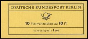 4bu MH Dresden/Wegert dunkel - RLV III ** postfrisch