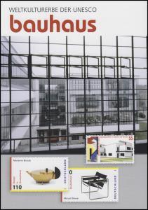 2394 UNESCO-Weltkulturerbe Bauhaus Weimar und Dessau - EB 2/2004