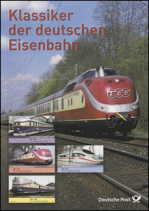 2560-2563 Wofa 2006 Eisenbahn - EB 6/2006 0
