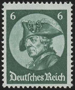 479 Friedrich der Große 6 Pf **