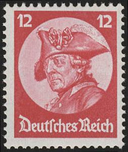 480 Friedrich der Große 12 Pf **