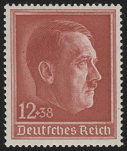 664 Hitlers Geburtstag 1938 ** 0