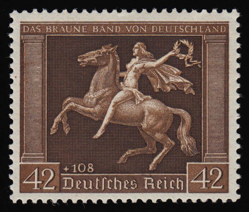 671y Das Braune Band ** postfrisch / MNH 0