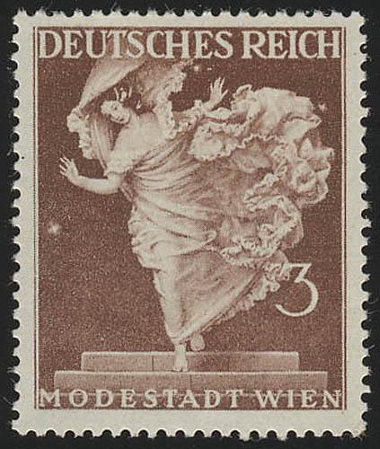 768 Wiener Frühjahrsmesse 3 Pf, postfrisch ** 0
