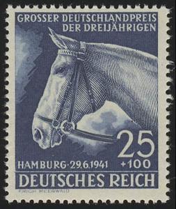 779 Das Blaue Band 1941 - Marke postfrisch **