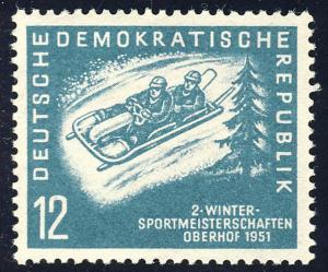 280 Wintersportmeisterschaften 12 Pf **