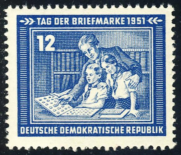 295 Tag der Briefmarke ** 0