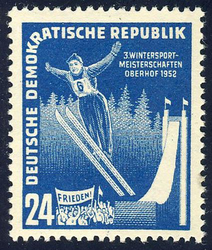 299 Wintersportmeisterschaften 24 Pf ** 0