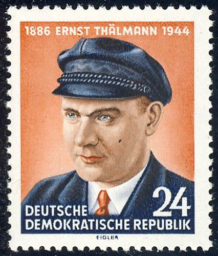 432 Ernst Thälmann ** 0