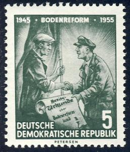 481 Bodenreform 5 Pf **