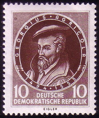 497 Georgius Agricola ** 0