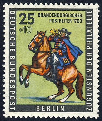 158 Tag der Briefmarke ** 0