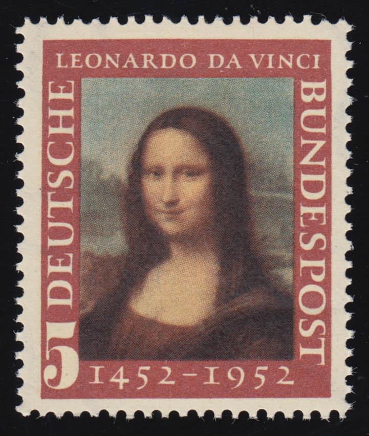 148 Mona Lisa ** postfrisch / MNH 0