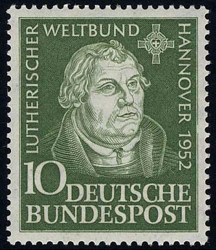 149 Luther, ** postfrisch 0