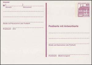 P 125 II - BuS 60/60 Pf Letterset **