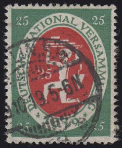 109 Nationalversammlung 25 Pf O