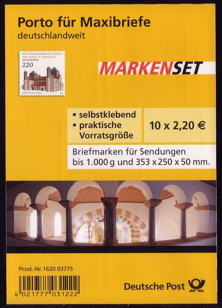 82a MH Hildesheim, Prod.-Nr. 1620 03775, EV-O Bonn 0