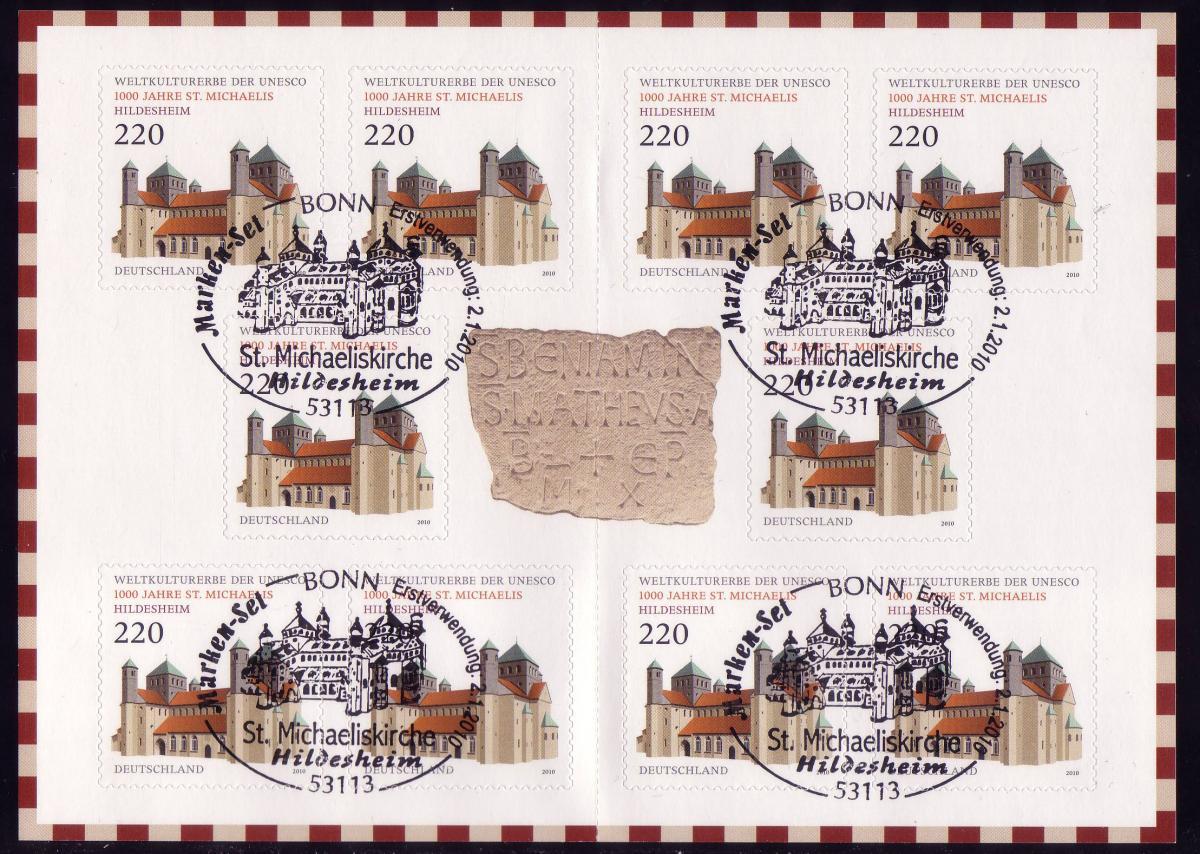 82a MH Hildesheim, Prod.-Nr. 1620 03775, EV-O Bonn 1