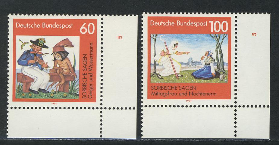 1576-1577 Sorbische Sagen 1991, FN5 Satz ** 0