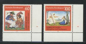 1576-1477 Sorbische Sagen 1991, FN2 Satz **