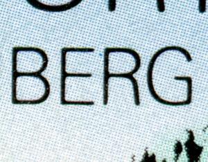 Bl.23 Bob-WM Altenberg, PLF Punkt zw. ER in -BERG im Blockrand, ESSt Berlin