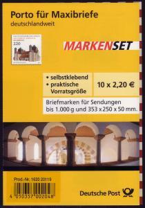 82b MH Hildesheim, aufgeklebte Prod.-Nr. 1620 20119, **