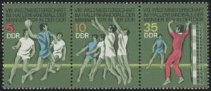 1928-1930 Hallenhandball-WM, Zusammendruck, postfrisch **