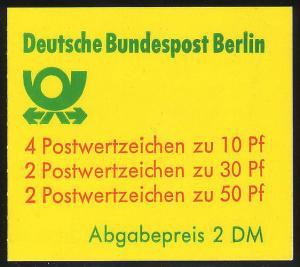 11b MH BuS 1980 - mit Berlin-Stempel