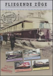 Jahresgabe der Post Wofa Eisenbahnen, ESSt Berlin 2006