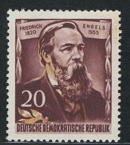 488A YII Friedrich Engels 20 Pf Wz.2 YII **