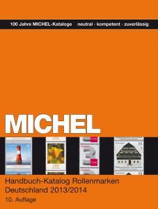 MICHEL Handbuch-Katalog Rollenmarken Deutschland 2013/14 gebraucht
