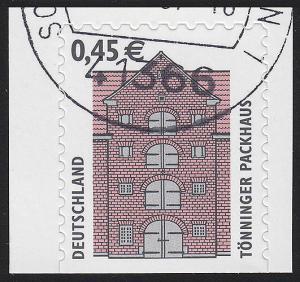 2303BDII SWK 0,45 Euro sk unten geschnitten, ENGES Raster O