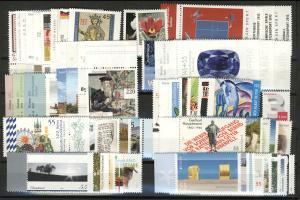 2900-2971 Deutschland Bund-Jahrgang 2012 komplett, postfrisch **