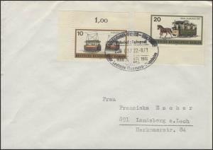 380+381 1. Deutsche Museumseisenbahn Bruchhausen-Giesen-Asendorf 22.8.71