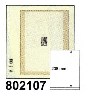 LINDNER-T-Blanko-Blätter 802 107 - 10er-Packung