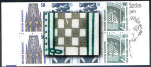 29b MH SWK 1995 - mit PLF XXa Ausbruch im Fenster, Feld 8, mit Zählbalken, **