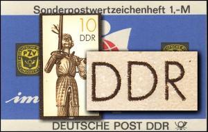 SMHD 27 PZV der DDR 1987 mit PLF 3063, Feld 20, **