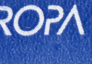 30 MH Europa/CEPT 1994, PLF auf Feld 2 Fleck unter PA, VS-O Berlin