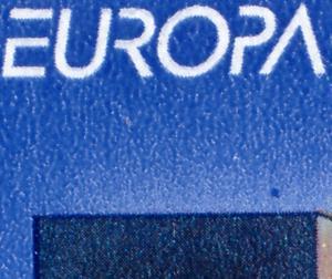 30 MH Europa/CEPT 1994, 2 bestätigte PLF Felder 3 und 10, VS-O Weiden
