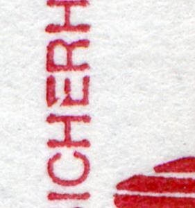 HBl. 21 aus MH 16 Unfall 1972, RLV I, PLF I [698III], Feld 3, Bruch im E - **