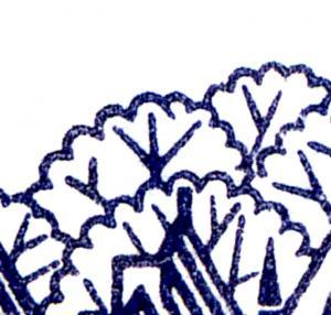 24a MH BuS 1982 - mit PLF IV Strich in der Baumkrone, mit Zählbalken, **