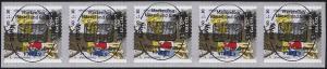 3061 Hänsel und Gretel 5er-Streifen mit UNGERADE Nummer EV-O Bonn