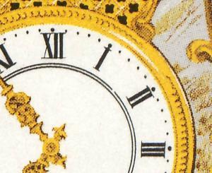 1631-1635 Uhren, MiF R-FDC ESSt Furtwangen Uhrenmuseum 15.10.92 mit PLF 1631/F.2