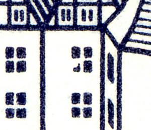 11b MH zu 2,- DM, BuS 1980 mit PLF XVII **