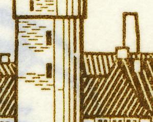 11ec MH BuS 1980, kleines t, mit PLF XV **