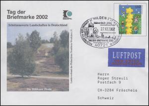 USo 20 I Landschaft Hildener Heide, SSt Hilden T.d.B. & Jaberg 27.10.2002