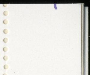 MH 6 I 1a Rosenausstellung - HBl. 2 mit Schnittmarkierung oben rechts **