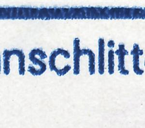 SMHD 13 Postmeilensäulen mit PLF 2923, Feld 4, **